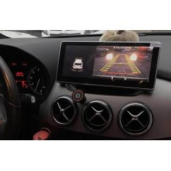 Multimédia Android Mercedes Classe B com GPS USB Bluetooth 2016 2017 2018  NTG 5.0