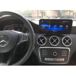 Multimédia Android Mercedes Classe A, CLA, GLA e G com GPS USB Bluetooth 2015 2016 2017 2018 NTG 5.0