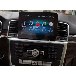 Multimédia Android Mercedes Benz ML com GPS UBS Bluetooth 2012, 2013, 2014, 2015 com NTG 4.5