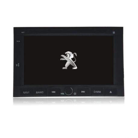 Auto Rádio  PEUGEOT 3008/5008 2009-2011 GPS DVD Bluetooth