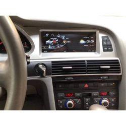 """Audi A6 e Q7 Multimédia Android 8,8"""" GPS USB Wi-Fi 2005 2006 2007 2008 2009 2010"""