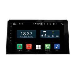 Auto Rádio Android Toyota Proace City 2019 2020 GPS Bluetooth USB