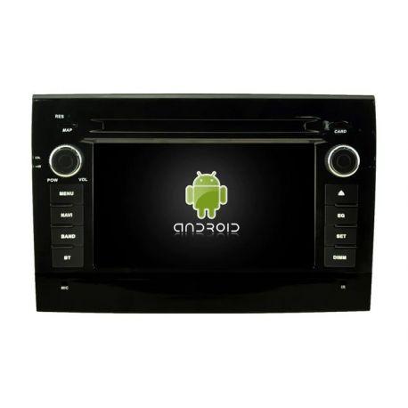 Auto Rádio Fiat Ducato GPS DVD Bluetooth Android 2006 2007 2008 2009 2010 2011