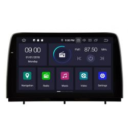 Auto Rádio Ford Focus Android GPS Bluetooth USB 2019 2020 2021
