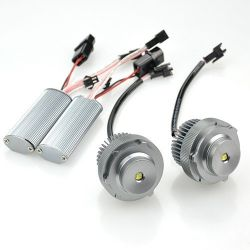 Angel Eyes 20W BMW CREE E60 E61 LCI
