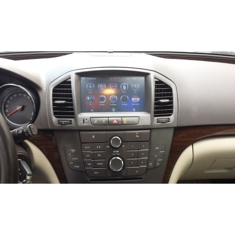 Auto Rádio GPS DVD Bluetooth Opel Insignia