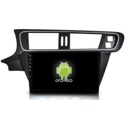 Auto Rádio GPS Bluetooth USB Android Citroen C3-XR