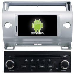 Auto Rádio Citroen C4 Android