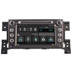 Auto rádio SUZUKI GRAND VITARA 2005-2012 GPS DVD Bluetooth