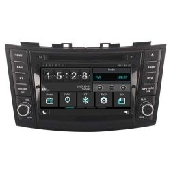 Auto rádio  SUZUKI SWIFT 2011-2012 GPS DVD Bluetooth