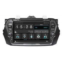 Auto Rádio  SUZUKI CIAZ/ALIVIO GPS DVD Bluetooth