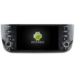 Auto Rádio FIAT LINEA e PUNTO GPS USB Bluetooth