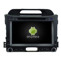 Auto Rádio KIA SPORTAGE 2010-2014 GPS DVD Bluetooth