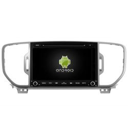 Auto Rádio KIA SPORTAGE 2016 GPS DVD Bluetooth