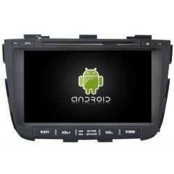 Auto Rádio KIA SORENTO 2013 GPS DVD Bluetooth