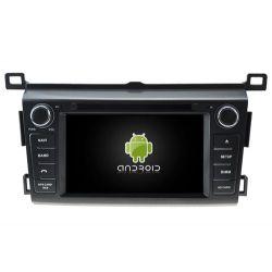 Auto Rádio Toyoya RAV4 2013 2014 GPS DVD Bluetooth Android