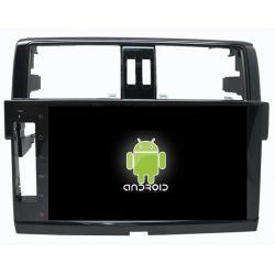 Auto Rádio Toyoya Prado 2010 a 2015 GPS DVD Bluetooth Android