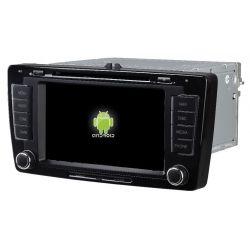 Auto Rádio Skoda Octavia 2 de 2004 a 2011 GPS DVD Bluetooth Android