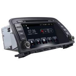 Auto Rádio Mazda CX 5 GPS Bluetooth USB Android
