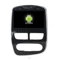 Auto Rádio Renault Clio 4 GPS Bluetooth USB Android 2012 2013 2014 2015
