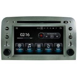 Auto Rádio Alfa Romeo 147 e GT GPS USB Bluetooth Android