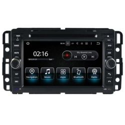Auto Rádio HUMMER H2 de 2008 a 2011 GPS USB Bluetooth Android