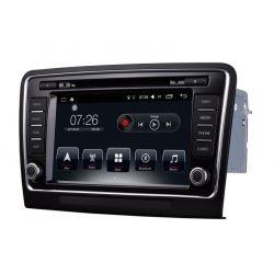 Auto Rádio Skoda Superb 2009-2014 GPS Bluetooth USB Android
