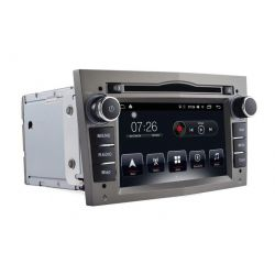 Auto Rádio Opel GPS DVD Bluetooth Android, Astra H, Corsa D, Vectra, Meriva e Zafira Android