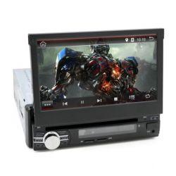 "Auto Rádio 1 Din com monitor 7"" GPS DVD Bluetooth USB Android"
