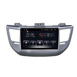 Auto Rádio HYUNDAI TUCSON e IX35 2016 2017 2018 GPS USB Bluetooth Android