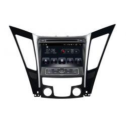 Auto Rádio HYUNDAI Sonata 2010 2011 2012 GPS USB Bluetooth Android