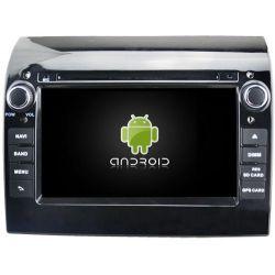 Auto Rádio FIAT DUCATO GPS DVD Bluetooth 2007 a 2016 Android