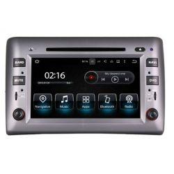 Auto Rádio Fiat Stil de 2002 a 2010 GPS DVD Bluetooth Android