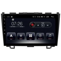 Auto Rádio Honda CRV 2007 2008 2009 2010 2011 GPS Bluetooth USB Android