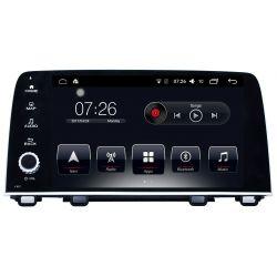 Auto Rádio Honda CRV 2017 2018 GPS Bluetooth USB Android