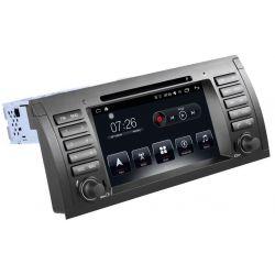 Auto Rádio BMW E39, E53 GPS DVD Bluetooth