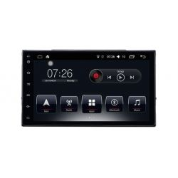 Auto Rádio Toyota Auris Corolla Fortuner Vios Innova Estima Harrier Alphard 2017 2018 2019 GPS USB Bluetooth Android