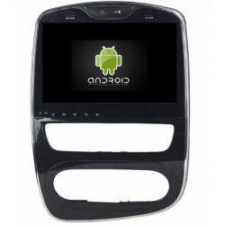 Auto Rádio Renault Clio 4 GPS Bluetooth USB Android 2016 2017 2018
