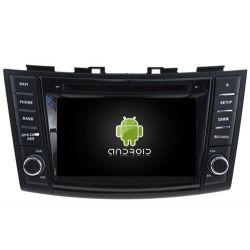 Auto Rádio SUZUKI SWIFT (2011-2015)/Ertiga GPS DVD Blueooth Android