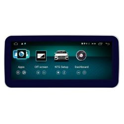 Multimédia Android Mercedes Benz Classe V GPS USB Bluetooth 2016, 2017 e 2018