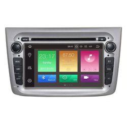 Auto Rádio Alfa Romeo Mito GPS DVD Bluetooth Android