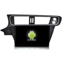 Auto Rádio GPS Bluetooth USB Android Citroen C3-XR